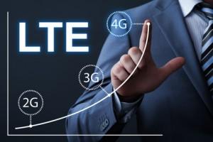 Schnelligkeit von LTE