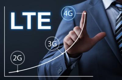 Die Schnelligkeit von LTE und Glasfaser