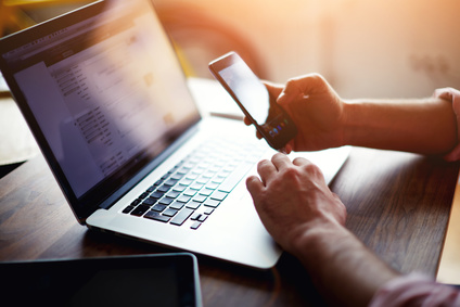 Sicherheit der Zugangsdaten und Banking-Daten