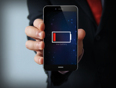 So verlängern Sie die Akku Laufzeit von Smartphones